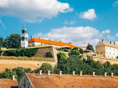 Северная Сербия: Нови-Сад, монастырь Крушедол иСремски-Карловцы