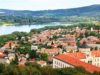 Путешествие по излучине Дуная