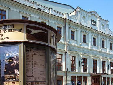 Театральная Москва: Станиславский, Немирович-Данченко, Мейерхольд