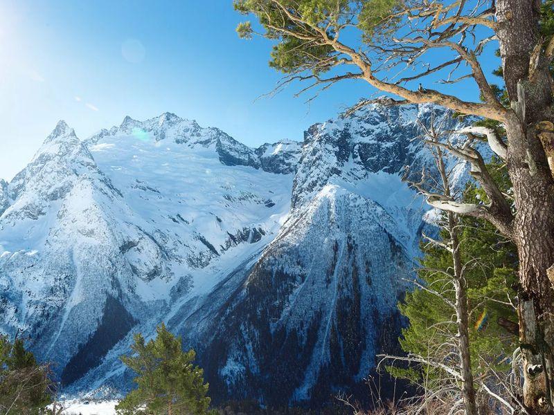 Экскурсия Путешествие вДомбай: туда, где бьется сердце гор