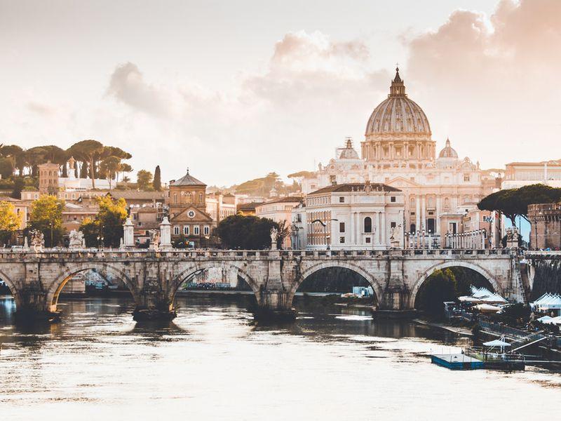 Экскурсия По Риму на рассвете: очарование безлюдных площадей