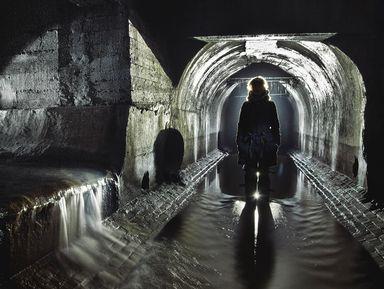 Прогулка с диггером по подземной Неглинке