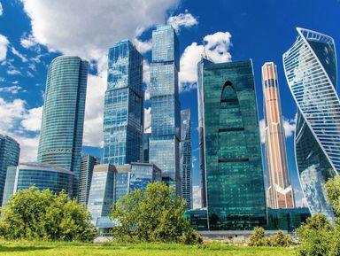 Москва-Сити и смотровая площадка — всё включено!