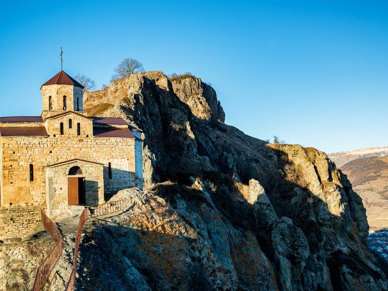 Экскурсия Джип-тур в загадочную Карачаево-Черкесию
