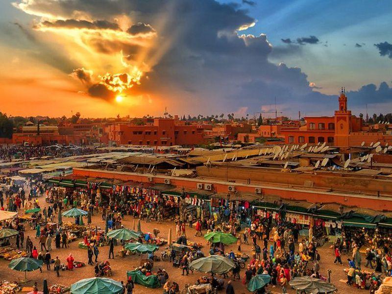 Экскурсия Традиции восточного базара: шопинг-тур поМарракешу