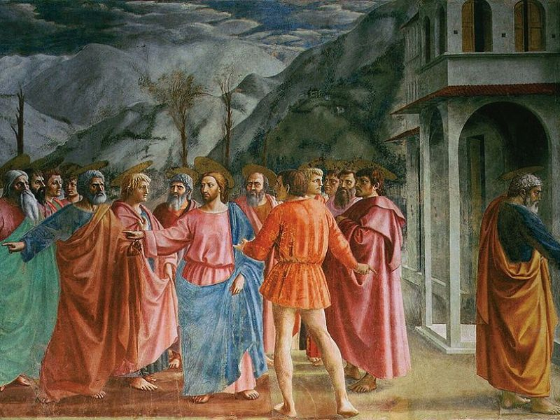 Экскурсия Капелла Бранкаччи: фрески, изменившие историю