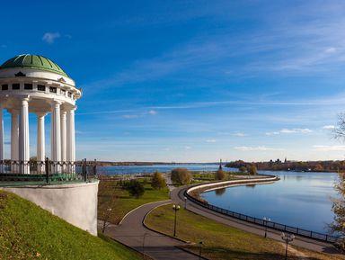 Экскурсии по набережной Ярославля – отзывы и цены на экскурсии 2021 года