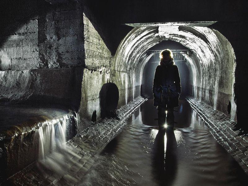 Экскурсия Прогулка с диггером по подземной Неглинке
