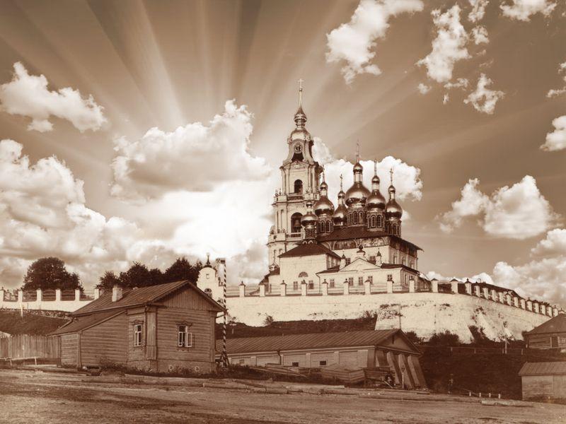 Экскурсия Костромской кремль. Возрождение