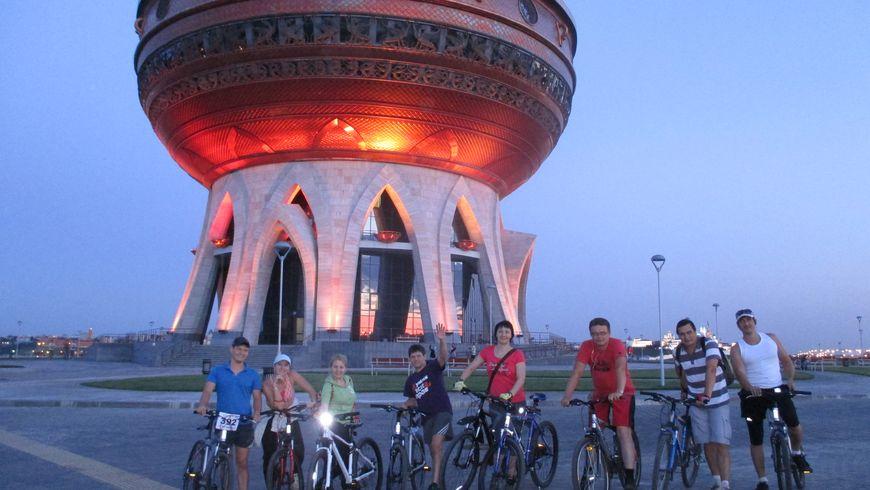 Велоэкскурсия по Казани