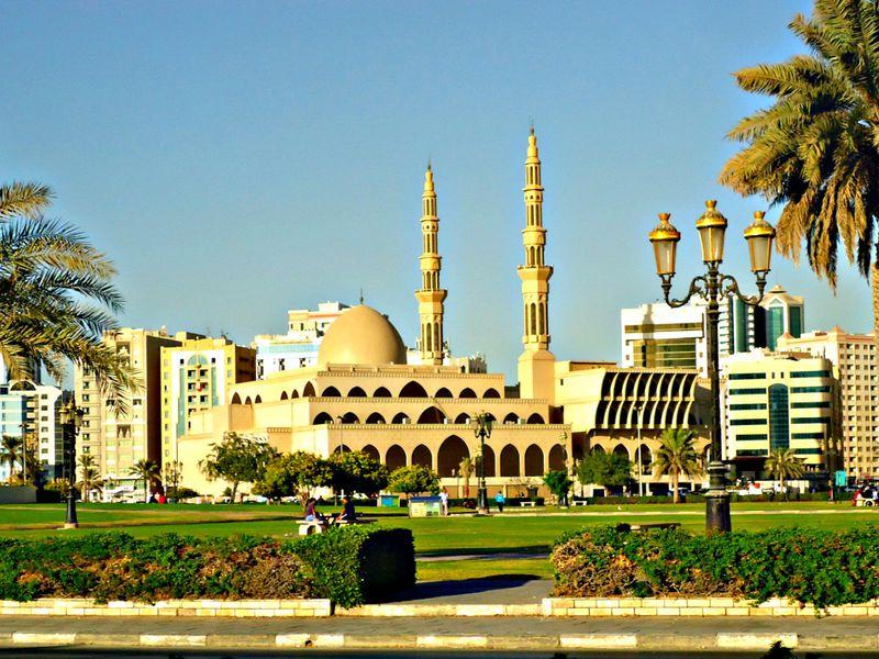 Экскурсия Автомобильное путешествие по 6 эмиратам
