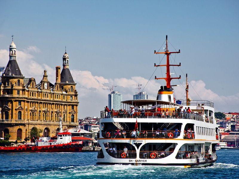Экскурсия Турция без паранджи: ешь, молись, люби