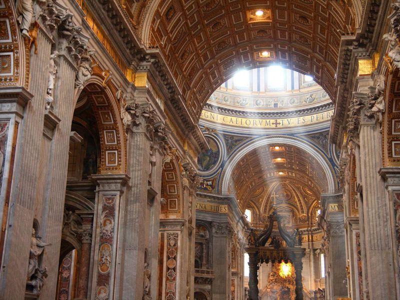 Экскурсия Паломничество в собор Святого Петра