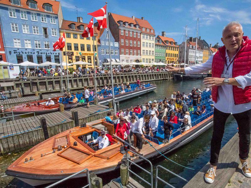 Экскурсия Три острова Копенгагена— прогулка накатере