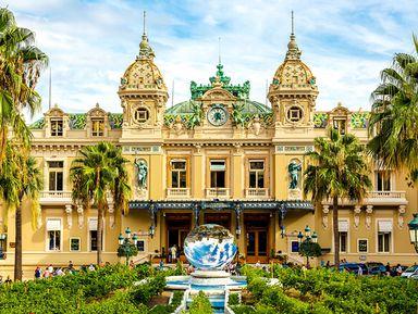 Из Ниццы в бесподобный Монако