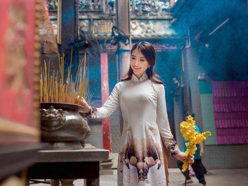 Экскурсия Чайнатаун— уголок Китая вХошимине