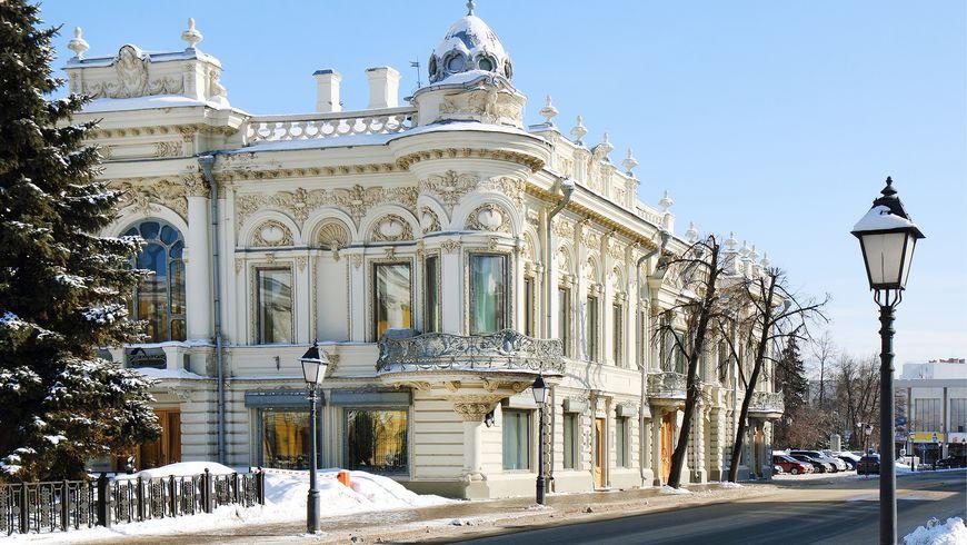Казань — первое свидание