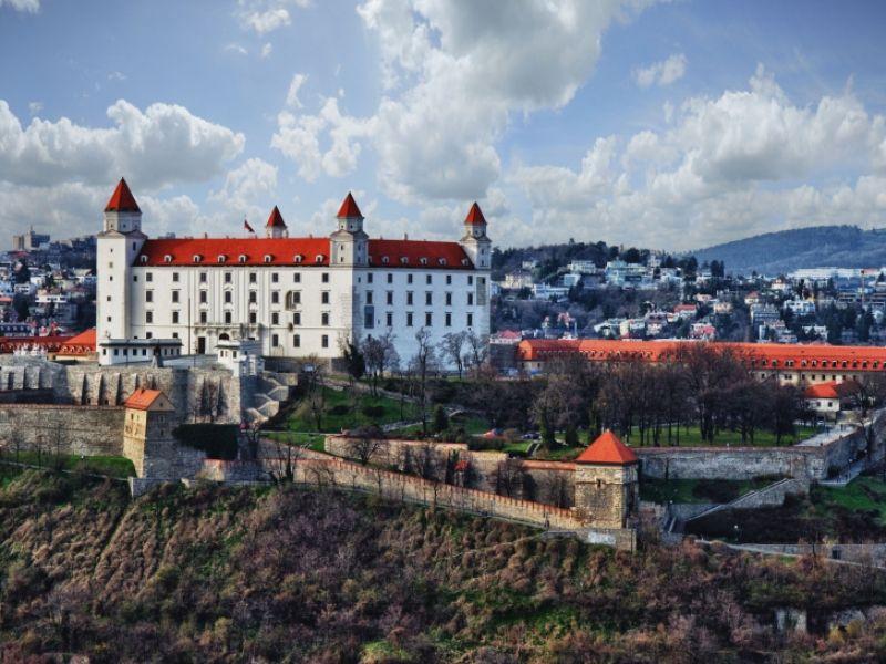 Экскурсия Братиславский замок и Старый город
