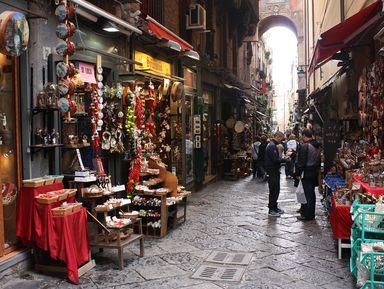 Очарование античного Неаполя