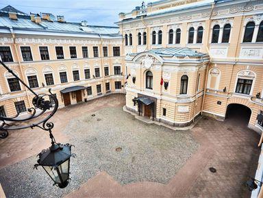 Квест по Петербургу «Наследники великой империи»