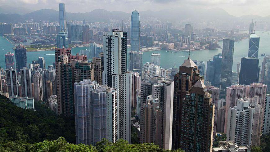 Обзорная прогулка поГонконгу
