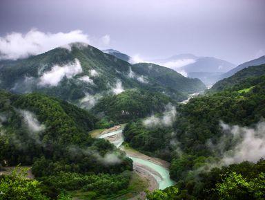 «Сочинский марафон»— чудеса долины реки Шахе