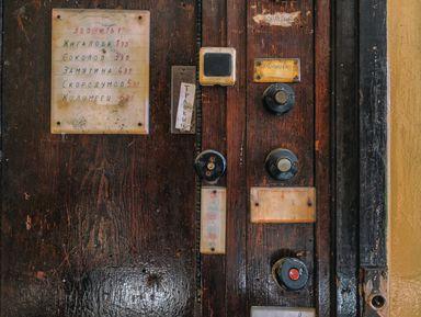 Секреты ленинградских коммуналок: взгляд изнутри