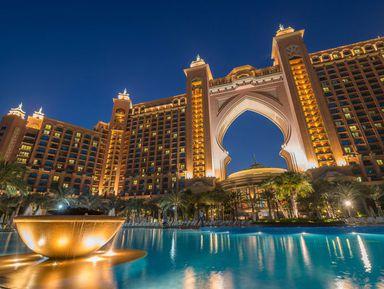Путешествие из Рас-эль-Хаймы в Дубай