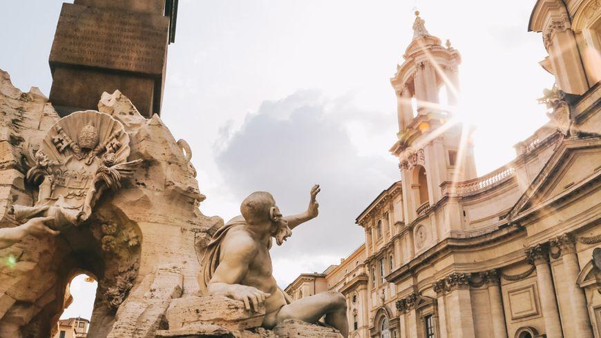 Римские легенды классического маршрута