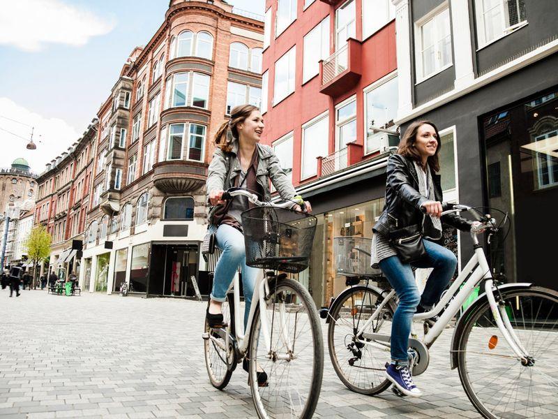 Экскурсия На велосипеде по Копенгагену