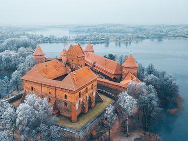 Экскурсии в Тракай на русском языке – отзывы и цены на экскурсии 2021 года