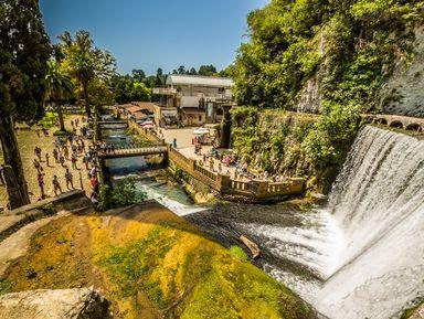 Экскурсия в сердце Абхазии: озеро Рица и Новый Афон