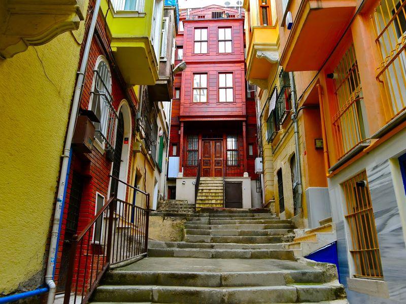 Экскурсия Стамбул с изнанки