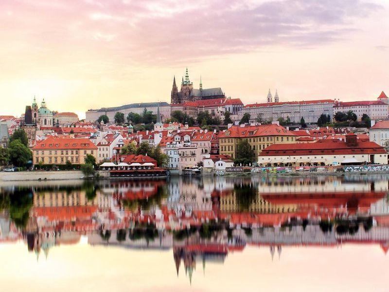 Экскурсия Пражский экспресс: город за 2 часа!