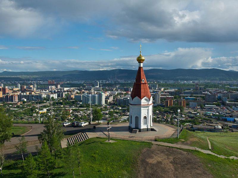 Экскурсия Экскурсия по Красноярску на автомобиле