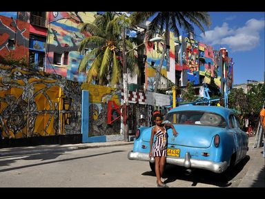 Философия кубинского стрит-арта