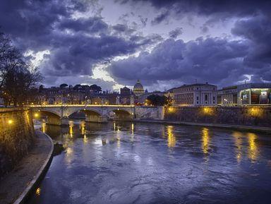 Магия ночного Рима: прогулка вмини-группе