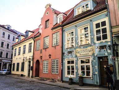 Истории средневековой Риги