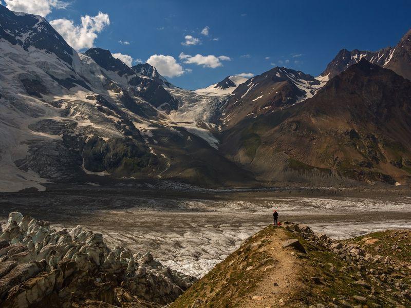 Экскурсия Неизведанные тайны Безенгийского ущелья
