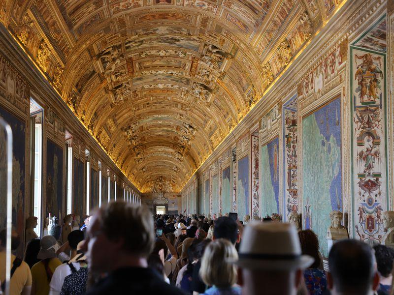 Фото Музеи Ватикана и собор Святого Петра