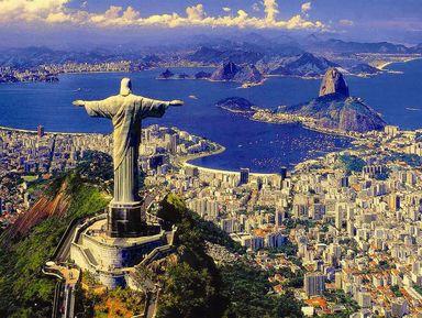 Ксимволу Рио через леса ифавелы