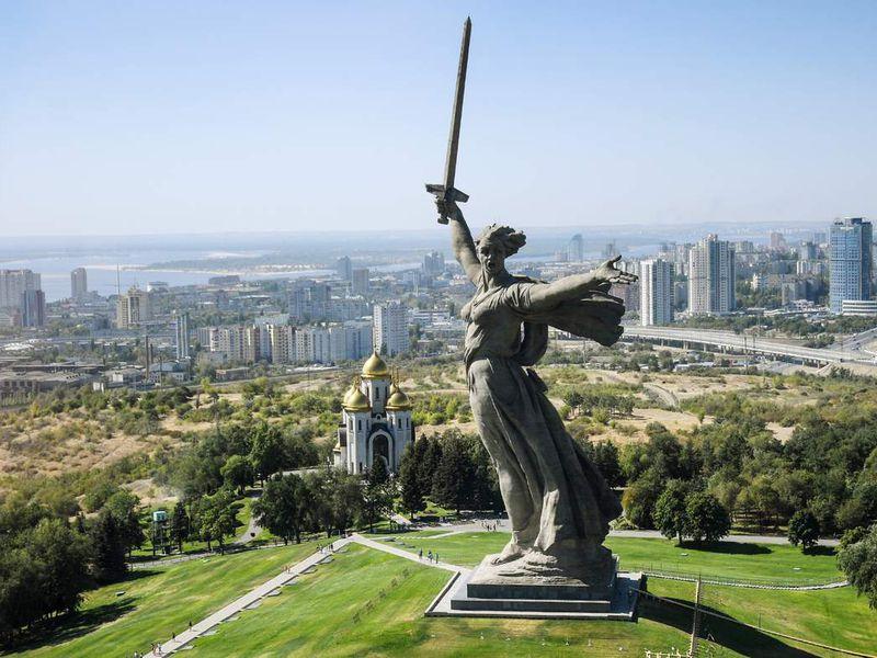 Экскурсия Добро пожаловать в Волгоград!
