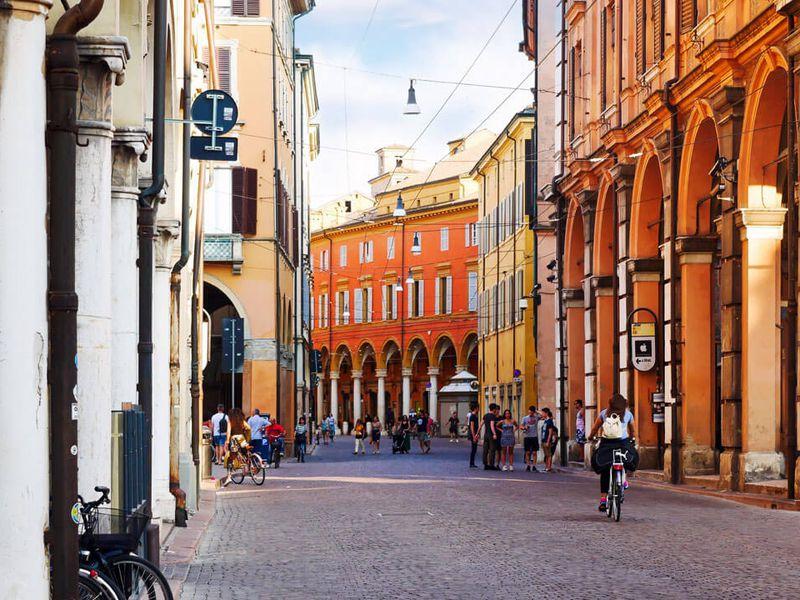 Экскурсия Модена — первое знакомство
