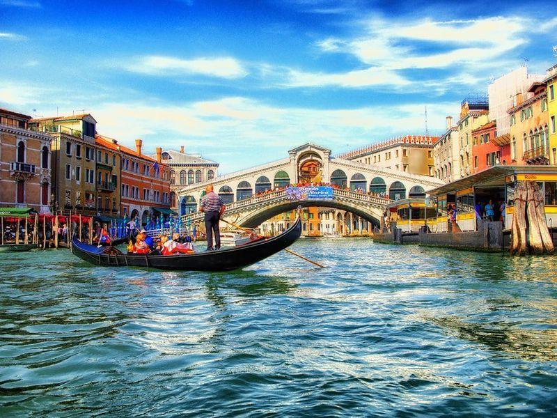Экскурсия Авторская экскурсия «Контрасты Венеции»