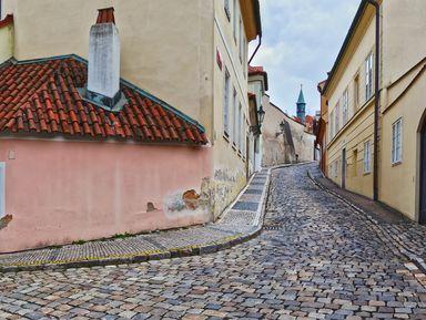 По романтическим уголкам Праги