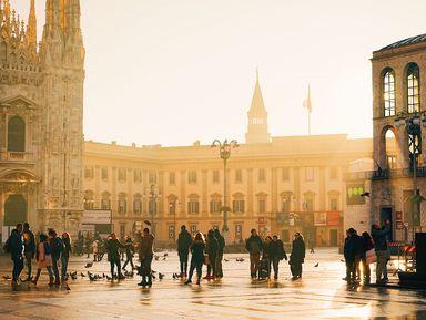 Прогулка по эпохам Милана