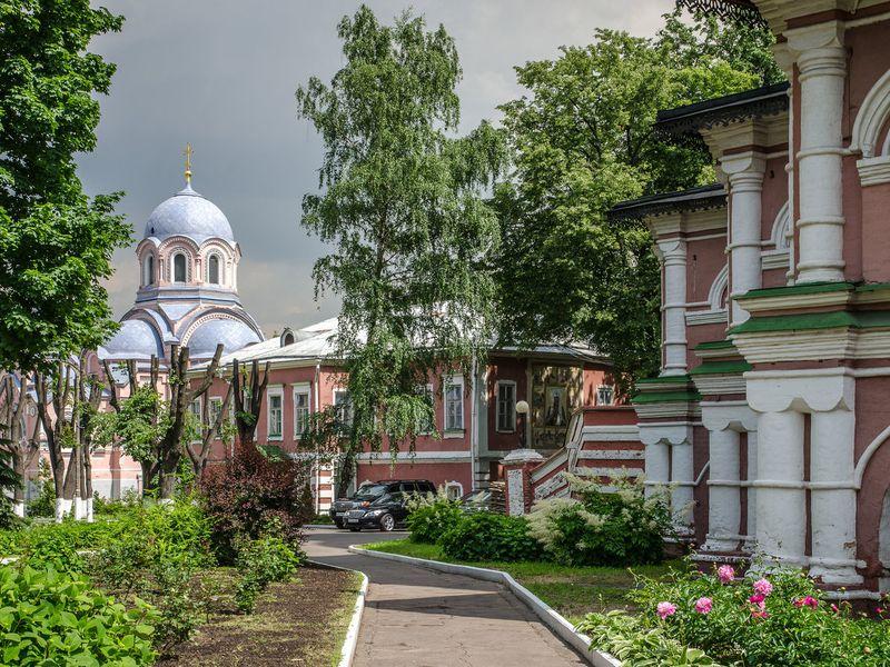 Экскурсия Донской монастырь — Сен-Жерменское предместье старой Москвы