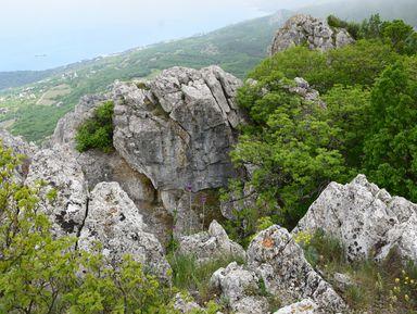 Треккинг к вершине Биюк-Исар
