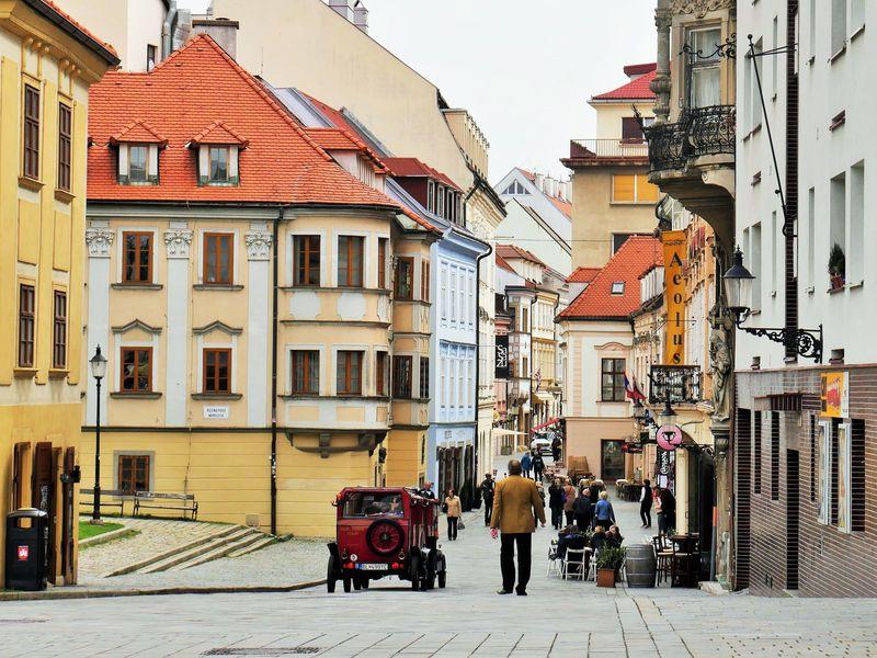 Экскурсия О Братиславе с любовью