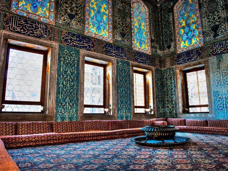 Экскурсия Османское наследие Стамбула